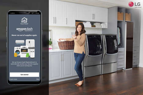 Replenishing Smart Appliances