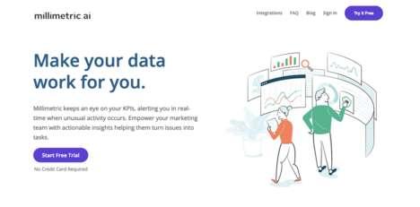 Automated AI Metric Trackers