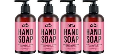 Herbal Glycerin Hand Soaps