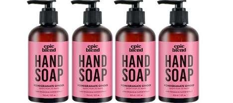Herbal Glycerin Hand Soaps