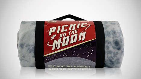 Intergalactic Picnic Blankets