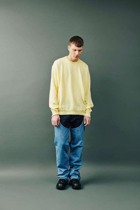 Western-Inspired Co-Ed Fashion