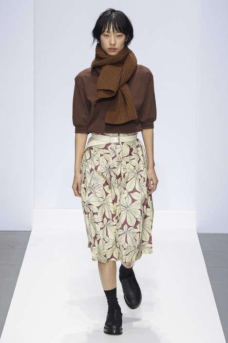 Minimal Slouchy Fall Fashion
