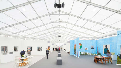 Backstage-Style Art Events
