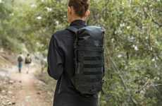 Adjustable Water-Toting Backpacks