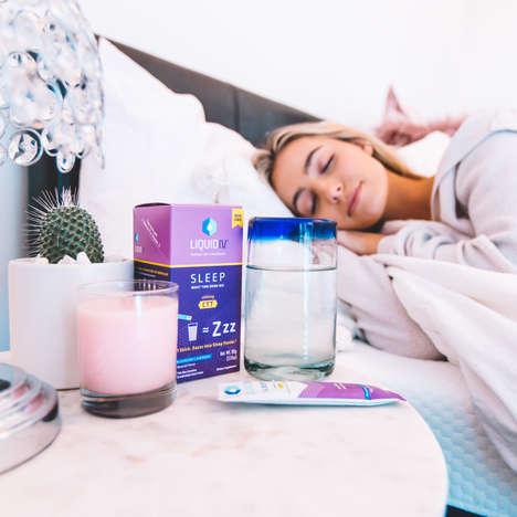 Fast-Acting Sleep Aids