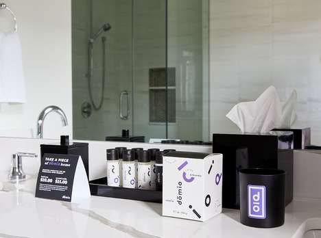 Fragrant In-Suite Amenities