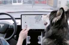Dog-Cooling Car Systems