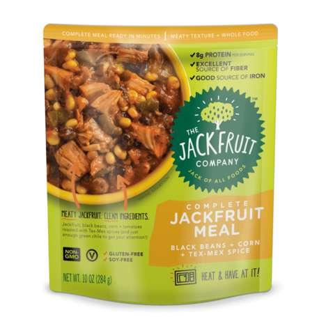 Meat-Free Jackfruit Meals