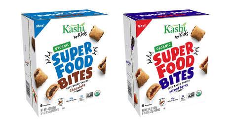Kid-Created Superfood Bites