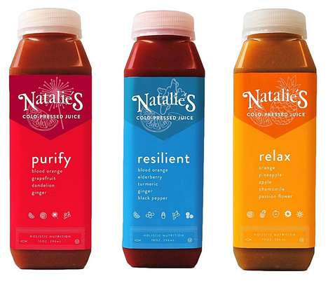 Functional Cold-Pressed Juices