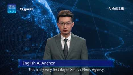AI News Anchors - The Xinhua News Agency Enters the Future with Its Computer-powered News Anchors