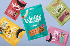 Playful Dog Food Packaging