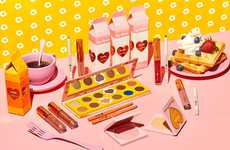 Brunch-Inspired Cosmetic Collections