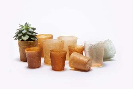 Seafood Waste Bioplastics