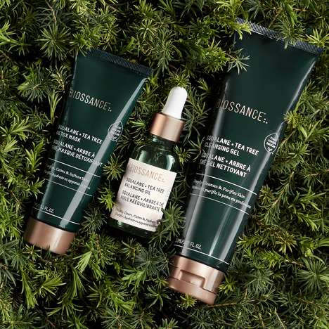 Clarifying Tea Tree Skincare
