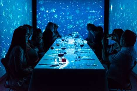 Artful Interactive Dinners