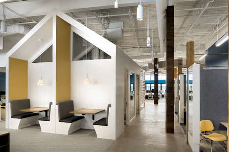Nordic-Style Office Designs