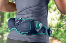 Ergonomic Athletic Hydration Bags