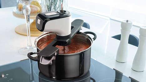 Automated Pot Preparation Appliances