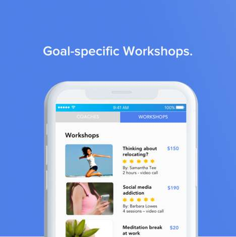 Holistic Lifestyle Support Apps