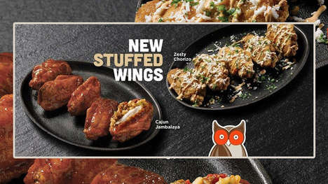 Flavor-Packed Wing Dishes