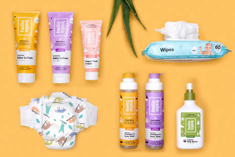 Affordable Plant-Based Baby Products