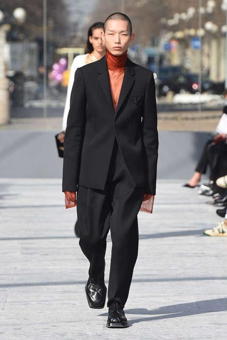 Elegantly Stylish Men's Knitwear