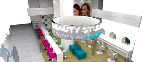 Express In-Store Beauty Services
