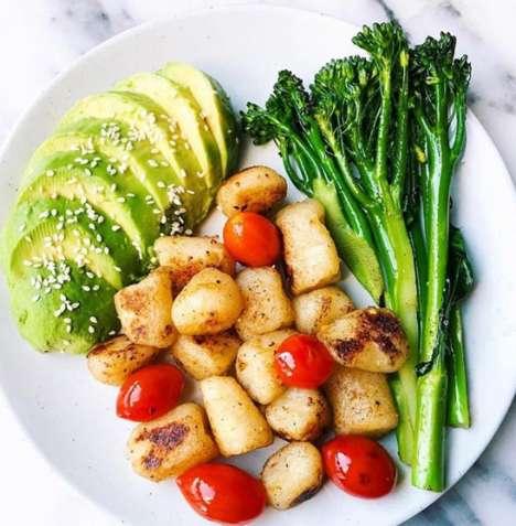 Gen Z Foodie Blogs