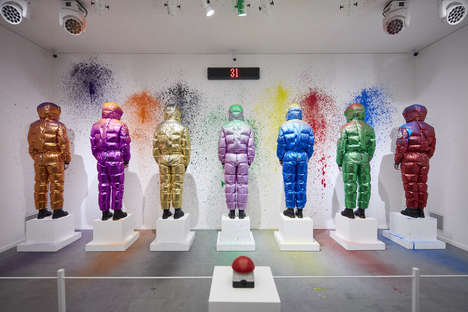 Exceptionally Immersive Fashion Exhibits