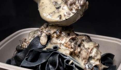 Charcoal Pasta Restaurants