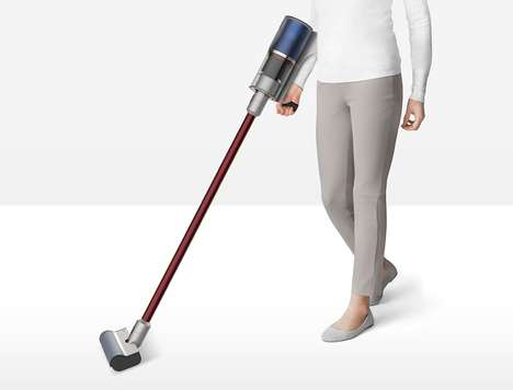 Ergonomically Engineered Stick Vacuums