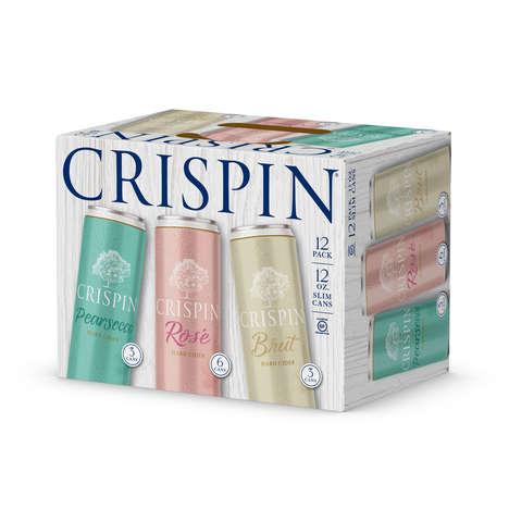 Crisp Pear-Based Ciders