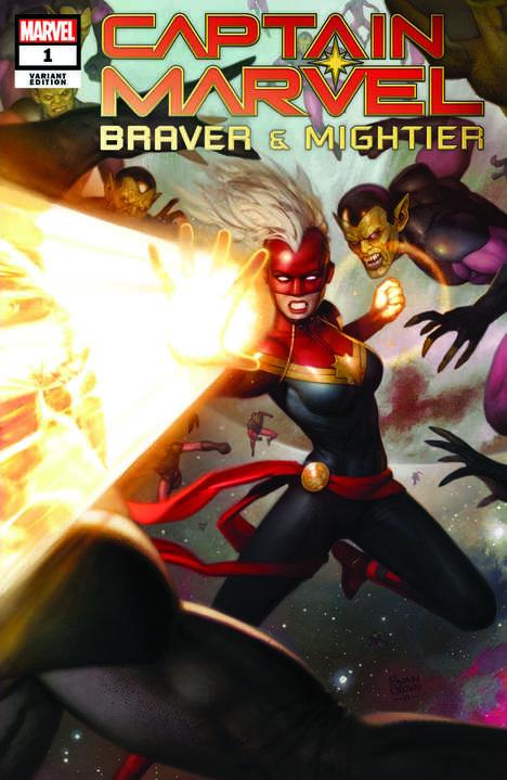 Exclusive Superhero Comic Covers