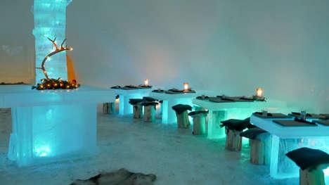Arctic Dining Experiences