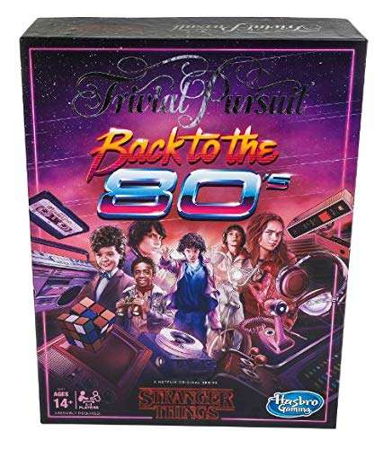 80s-Inspired Board Games