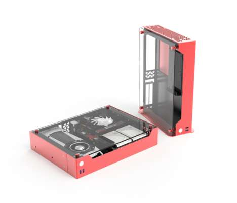 DIY Mobile Computer Cases
