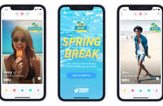 Spring Break Dating Apps - Tinder's Spring Break Mode Helps Users Find Flings