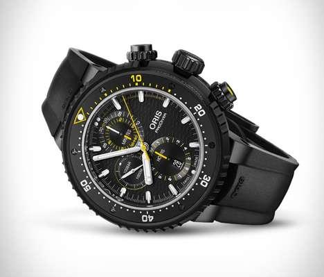 Pro-Grade Diver Timepieces