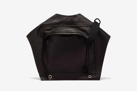 Rubber Cotton Grosgrain Bags