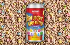 Cereal-Inspired Craft Beers