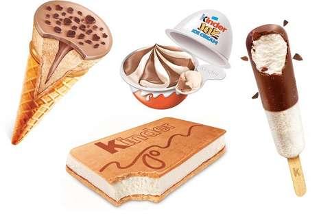 Chocolate Brand Frozen Treats