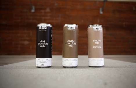 Canned Chocolate Milks
