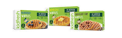 Kid-Friendly Healthy Waffles