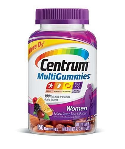 Women's Vitamin Gummies
