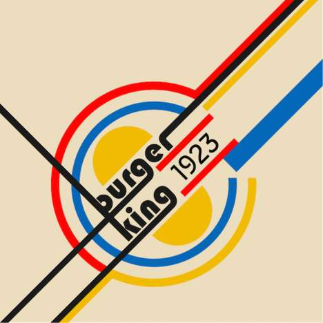 Reimagined Bauhaus Logo Designs