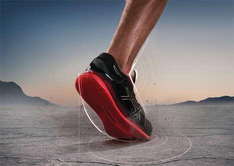 Energy-Saving Sneakers