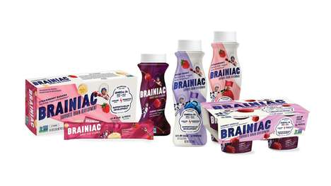 Brain-Supporting Yogurt Snacks