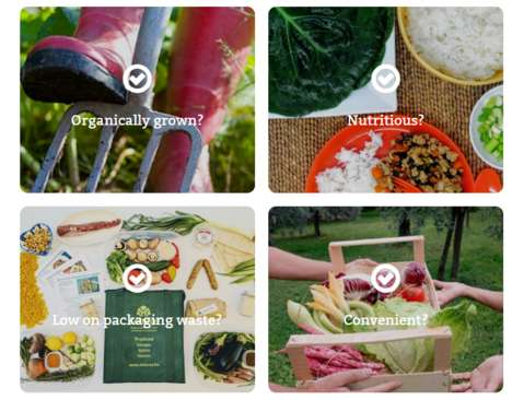Waste-Free Meal Kits